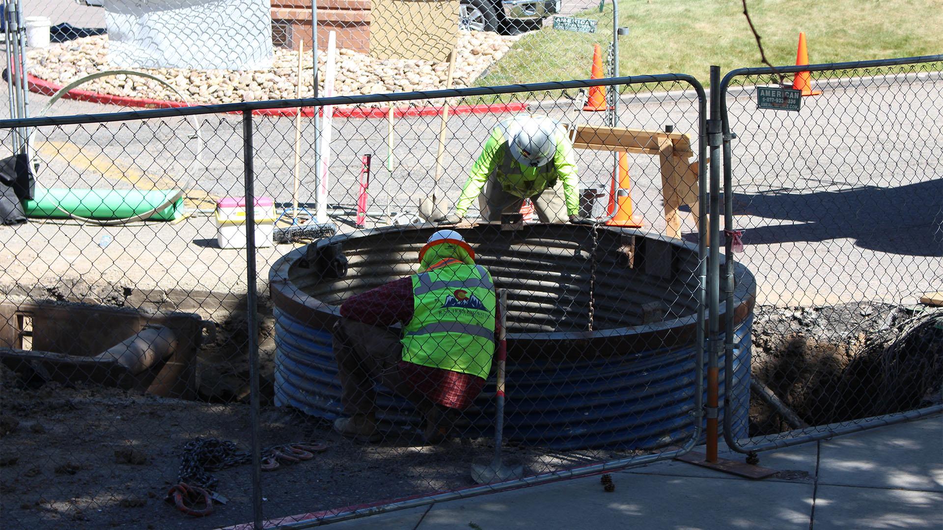 Sanitation Pipe
