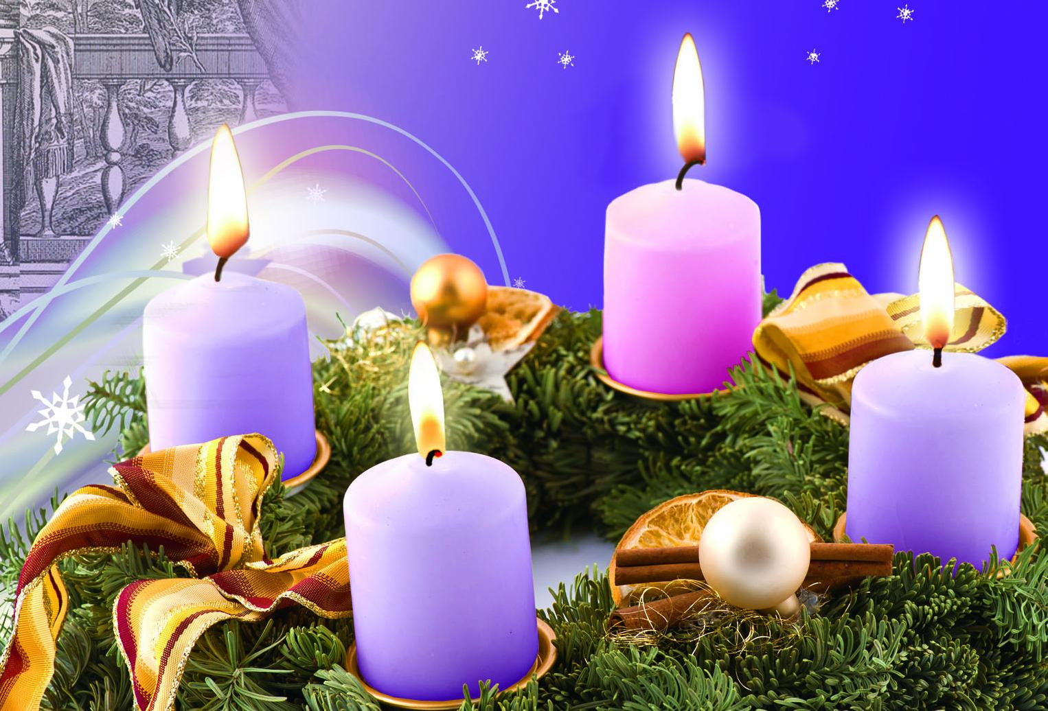 Fourth Sunday of Advent – Saint Thomas More Catholic Parish
