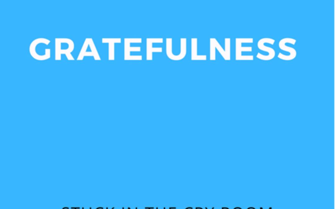 9: Gratefulness