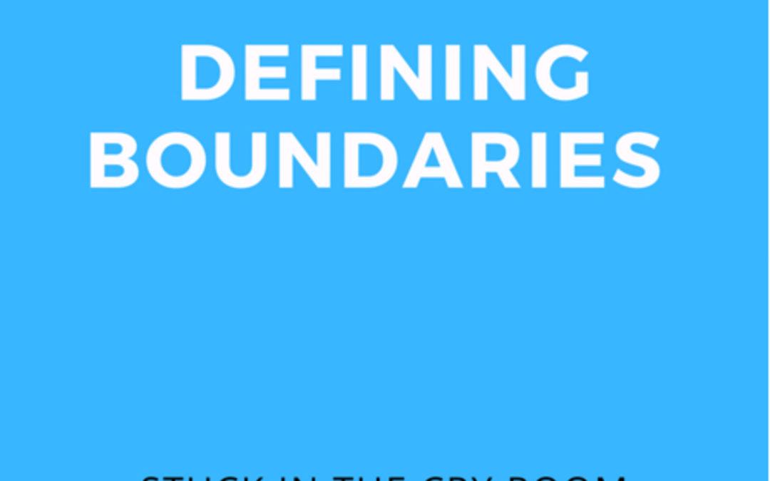 14: Defining Boundaries